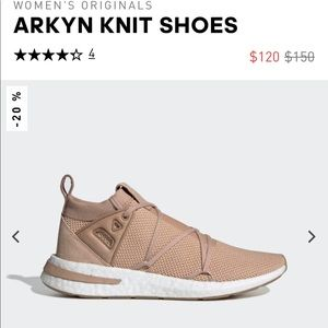 Adidas Arkyn Knit Shoes **Brand New with Box**